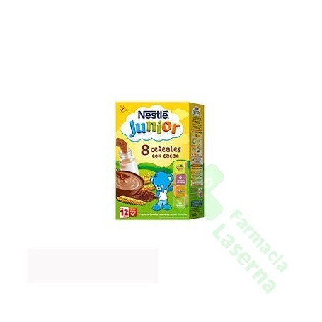 NESTLE CEREALES CACAO S/L 600 G