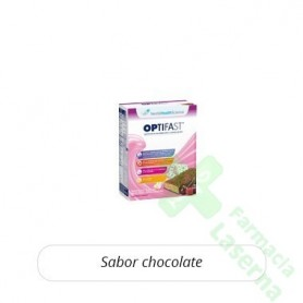 OPTIFAST CHOCOLATE 70 G 6 BARRITAS