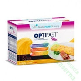 OPTIFAST MIX TORTITA JAMON 7 SOBRES