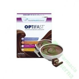 OPTIFAST NATILLAS CHOCOLATE 9 SOBRES