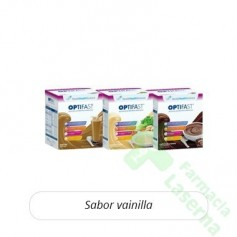 OPTIFAST VAINILLA 9 SOBRES
