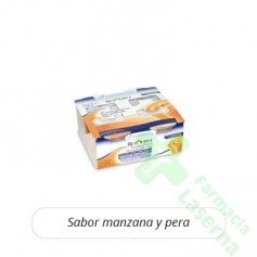 RESOURCE AGUA GEL MANZANA PERA 1X12