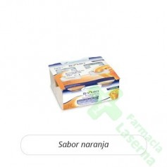RESOURCE AGUA GEL NARANJA 1X12