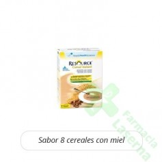 RESOURCE CEREALES MIEL INSTANT 600G