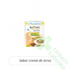 RESOURCE CREMA ARROZ INSTANT 600