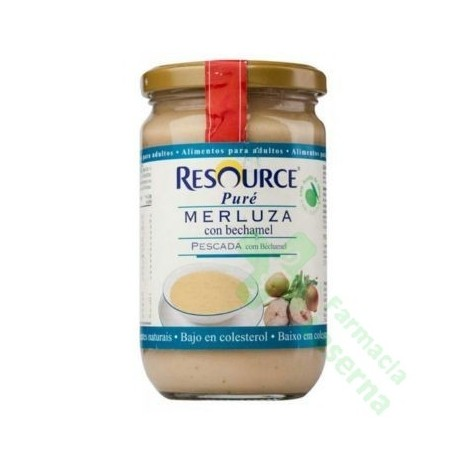 RESOURCE PURE MERLUZA B 300 G