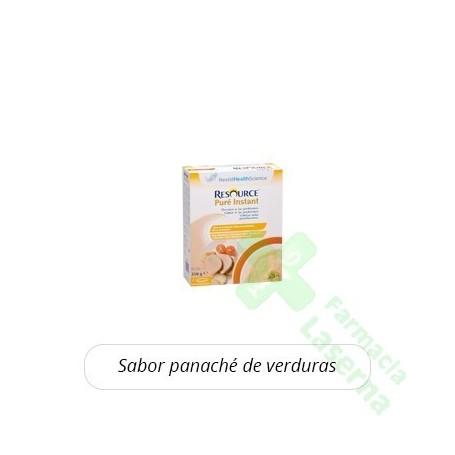 RESOURCE PURE PANACH VERDURA 350 G