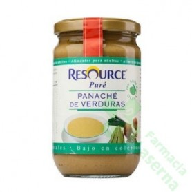 RESOURCE PURE PANACH VERDURA 300 G