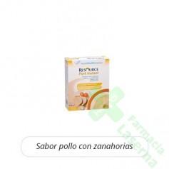 RESOURCE PURE POLLO ZANAHORIA 350 G