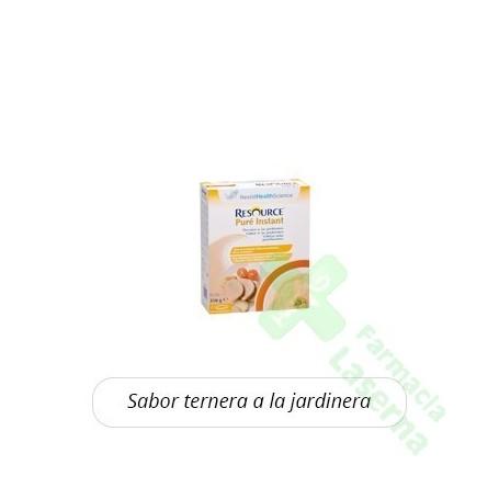 RESOURCE PURE TERNERA BROC 350 G