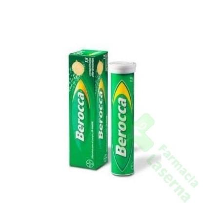 BEROCCA 15 COMP EFERV