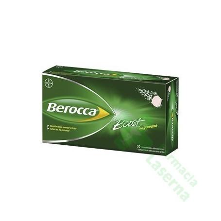 BEROCCA BOOTS 30 COMP EFERV