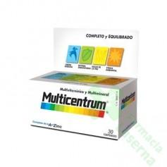 MULTICENTRUM LUTEINA 30 COMP