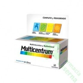 MULTICENTRUM LUTEINA 60 COMP