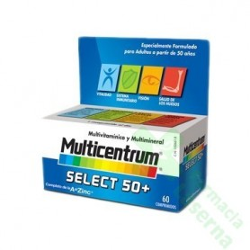 MULTICENTRUM SELECT 50+ 30 COM