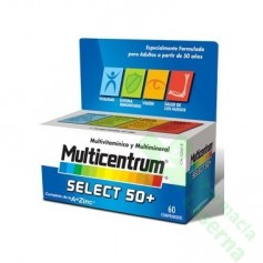 MULTICENTRUM SELECT 50+ 60COM