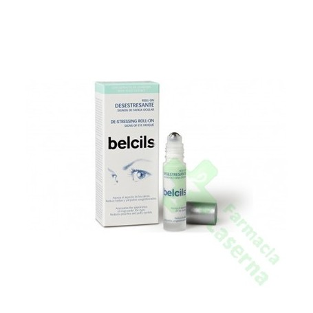 BELCILS ROLL-ON CONTORNO DE OJOS DESESTRESANTE 8 ML