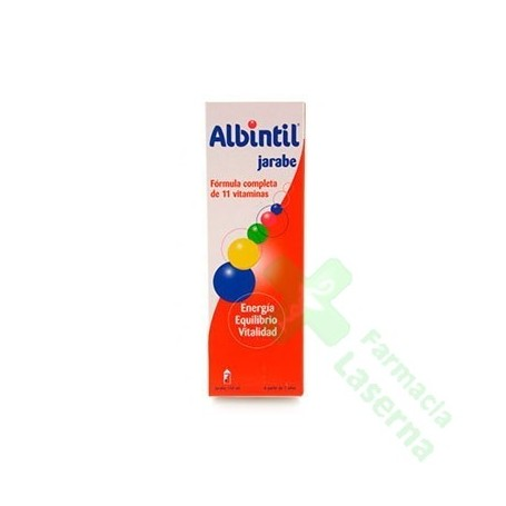 ALBINTIL JBE 150 ML