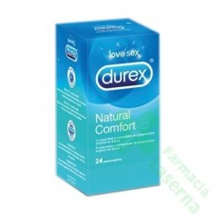 DUREX NATURAL PLUS PRESERVATIVOS 12 UDS