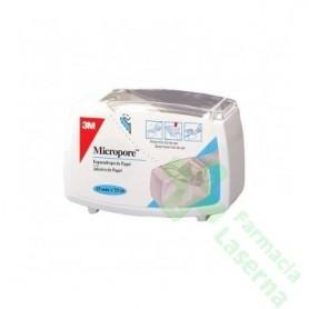 ESPARADRAPO MICROPORE BL 7,5X2,5
