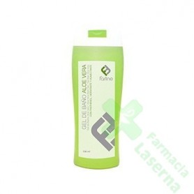 FARLINE GEL ALOE VERA 750 ML