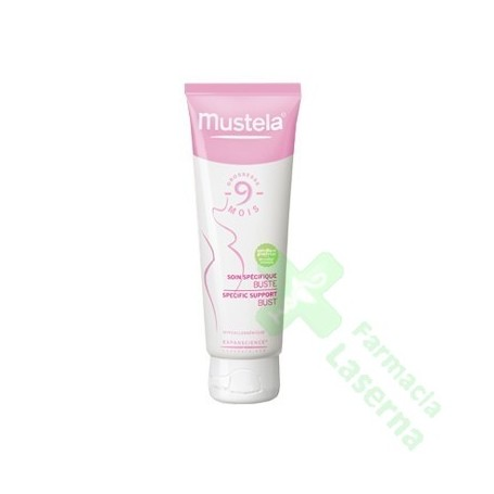 MUSTELA 9M EMULSION BUSTO 125 ML