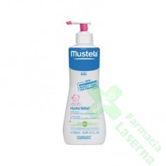 MUSTELA HYDRO BABY CORPORAL 500 ML
